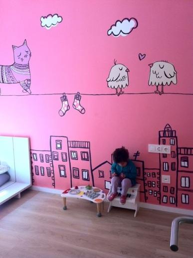 DESIGN OF A CHILD ROOM