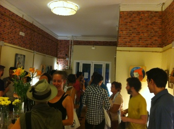 OPENING PARTY IN RIZOMA