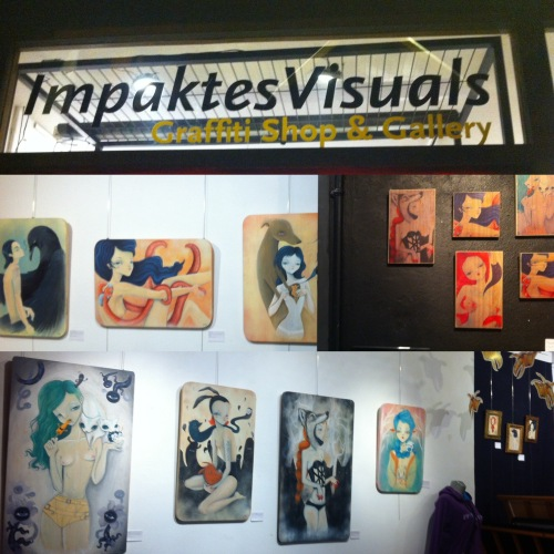 EXHIBITION IN IMPAKTES VISUALS