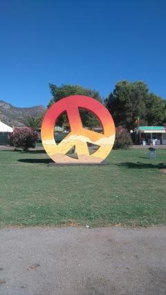 PEACE IN ROTOTOM