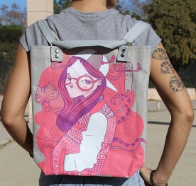 CONVERTIBLE BAG TO BACKPACK