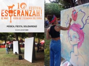 ESPERANZAH festival 13 Octubre 2018